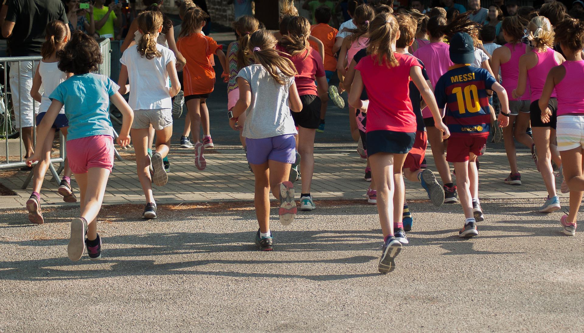 COACHING SPORTIF POUR ENFANTS ET ADOLESCENTS